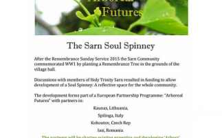Arboreal Future: the future of trees